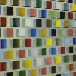 Sared Wall, 30x30 cm, olieverf op doek