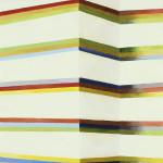 Alex Berlijn, 18x18x4 cm, olieverf op doek