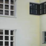 Spittel Berlijn, 80x90 cm, olieverf op doek