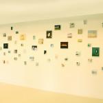 Wand installatie samen met Marli Turion, 2013