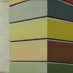 Fragment Berlijn 1, 18x24 cm, olieverf op doek