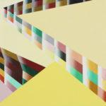 Cityscape 1, 28x38 cm, acrylverf op doek